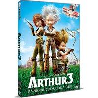 Arthur 3: Razboiul celor doua lumi DVD