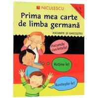 Ascunde ?i ghice?te. Prima mea carte de limba german?