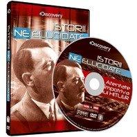 DVD Istorii neelucidate. Atentate impotriva lui Hitler