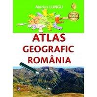 ATLAS GEOGRAFIC ROMANIA