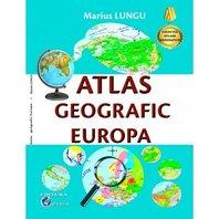 ATLAS GEOGREAFIC EUROPA