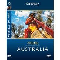 DVD Australia, Colectia Atlasul Lumii