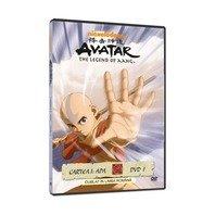 Avatar, Cartea I:Apa, DVD 1