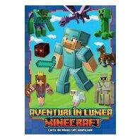 Aventuri in lumea Minecraft