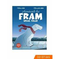 Aventurile lui Fram, ursul polar. Cartea a 2-a