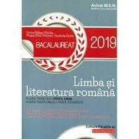 BAC 2019. LIMBA SI LITERATURA ROMANA. PROFIL UMAN