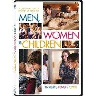 DVD Barbati, Femei si Copii