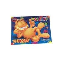 Bloc desen Garfield