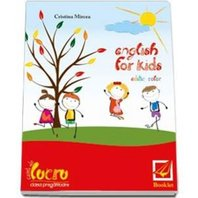 Booklet English for kids - Clasa 1