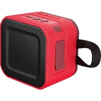 BOXA PORTABILA SKULLCANDY BARRICADE WIRELESS MINI RED DARK RED