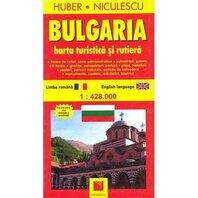 Bulgaria. Hart? turistic? ?i rutier?