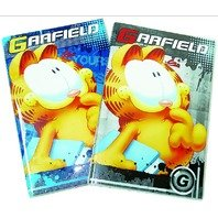 Caiet Garfield dictando A5
