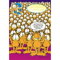 Caiet Garfield matematica A5