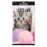 Calendar Cats Life mini