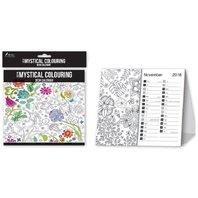 Calendar Colour Therapy pentru personalizat