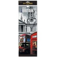 Calendar Slimline Marea Britanie