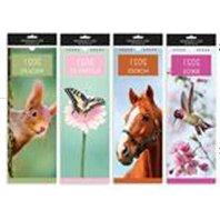 Calendar Slimline Wildlife 4 modele