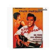 Canvas print, Poster Cinema Elvis Presley, rama de lemn,50 x 70 cm