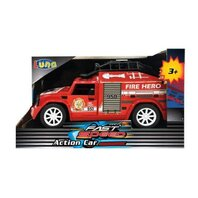 Car friction firetruck (b/o) LUNA