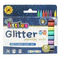 Carioci Glitter- 8 culori sclipitoare