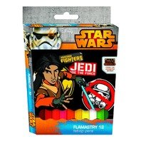 Carioci Star Wars Rebels , 12 culori