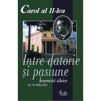 CAROL AL II-LEA.VOL. VI