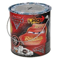 CARS 3 CRAFTS TIN BIG