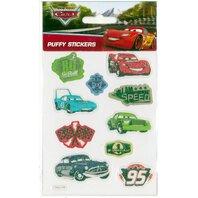 CARS Stickere 3D puffy