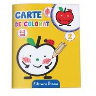 Carte de colorat 2-3 ani vol. II