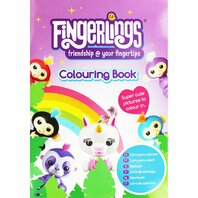 CARTE DE COLORAT Fingerlings
