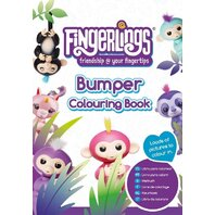 CARTE DE COLORAT Fingerlings Bumper