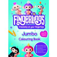 CARTE DE COLORAT Fingerlings Jumbo