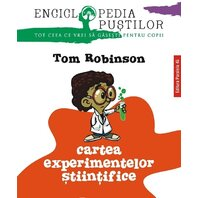CARTEA EXPERIMENTELOR STIINTIFICE. SERIA `ENCICLOPEDIA PUSTILOR`. ED. 2