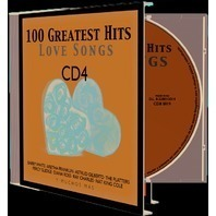 CD Muzica Romantica, 100 Greatest Hits Love Songs, CD 1, 20 melodii