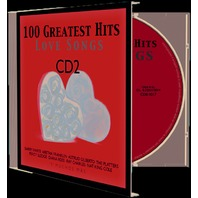 CD Muzica Romantica, 100 Greatest Hits Love Songs, CD 2, 20 melodii