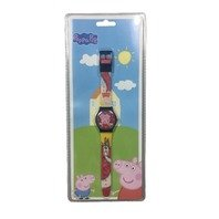 Ceas in blister PEPPA PIG