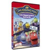 DVD Chuggington: Este timpul pentru instructie