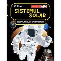 CLUBUL MICILOR EXPLORATORI-SISTEMUL SOLAR