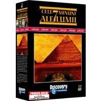 Colectia Cele 7 Minuni Ale Lumii, 4 DVD-uri