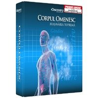 Colectia Corpul Omenesc, Masinaria suprema, 4 DVD-uri