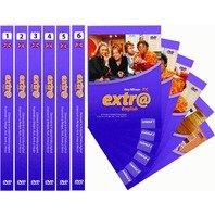 Colectia Extr@ English: 6 Caiete+DVD