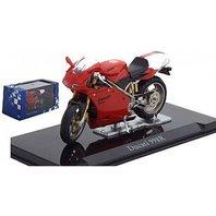 Colectia Superbikes: Motocicleta Ducati 998R (Atlas Collections)