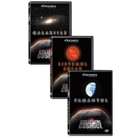 Coliziuni Cosmice, Colectie 3 DVD-uri