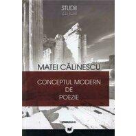 CONCEPTUL MODERN DE POEZIE, ED. 3