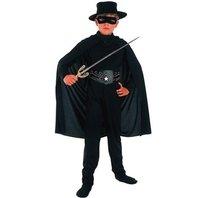 Costum Zorro, 7-9 ani