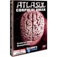 DVD Atlasul Corpului Uman - Creierul uman. Sexualitatea