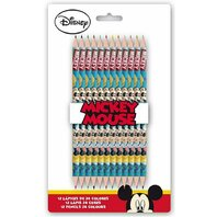 Creioane colorate 12 buc/24 culori