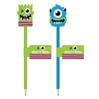 Creion Monster cu radiera