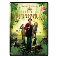 DVD Cronicile Spiderwick