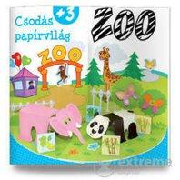 Csodás papírvilág – Zoo